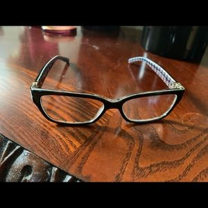 Tory Burch frames with prescription lenses